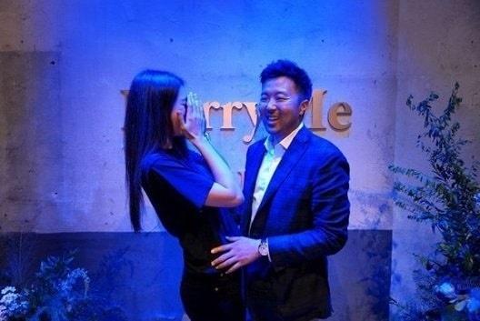 My nhan 'Fanastic Beasts' ket hon voi ban trai CEO hinh anh 1