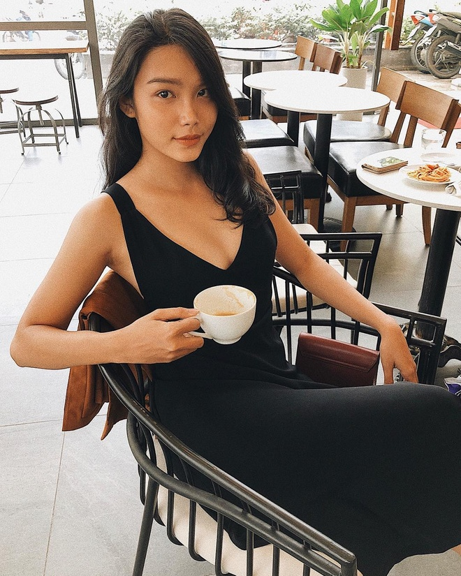 Voc dang goi cam cua dien vien Thanh Tu hinh anh 6