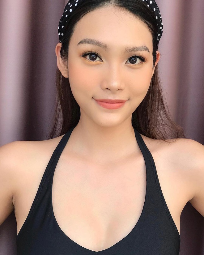 Voc dang goi cam cua dien vien Thanh Tu hinh anh 2