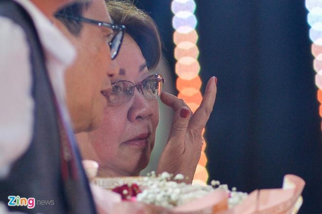 Nguyen Tran Khanh Van dang quang Hoa hau Hoan vu Viet Nam 2019 hinh anh 45