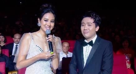 Tran Thanh khong hieu loi noi cua Hoa hau Han Quoc hinh anh