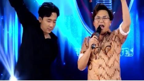 Tran Thanh, Dai Nghia ho to 'Viet Nam chien thang' hinh anh
