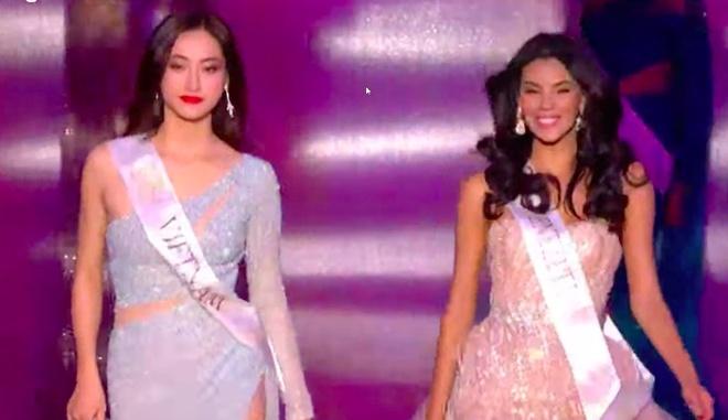Luong Thuy Linh trinh dien trang phuc da hoi o Miss World hinh anh