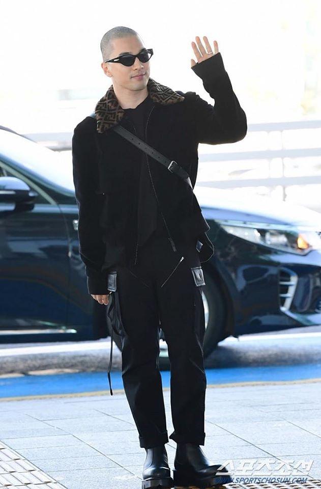 Tae Yang (Big Bang) thu hut voi kieu dau troc hinh anh 8 81739660_935316503587752_5965667509234302976_o.jpg