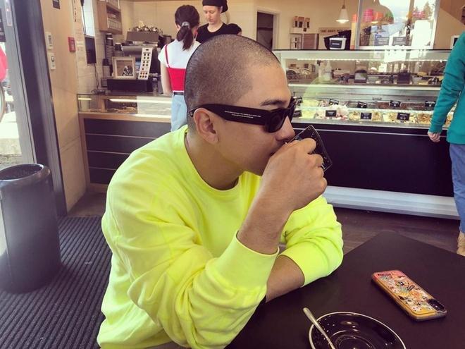 Tae Yang (Big Bang) thu hut voi kieu dau troc hinh anh 10