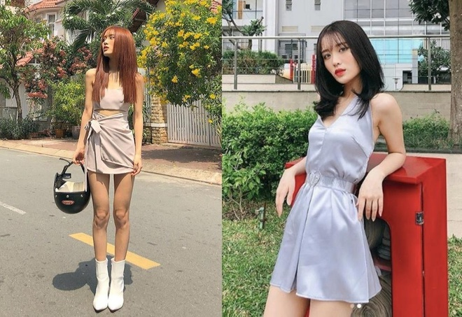 Minh Hang, Nha Phuong gay lo lang khi lo than hinh gay guoc hinh anh 13