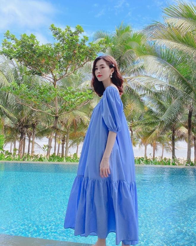 Cuoc song sang chanh cua Hoa hau Dang Thu Thao o tuoi 29 hinh anh 15 74387640_432193937709343_3253929761303180378_n.jpg