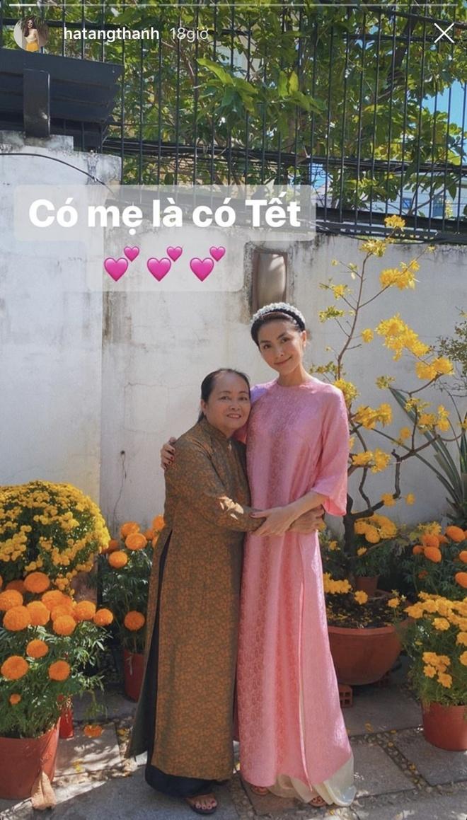 Tang Thanh Ha, Bao Anh khoe anh chup cung me dip Tet hinh anh 1 IMG_8412.jpg