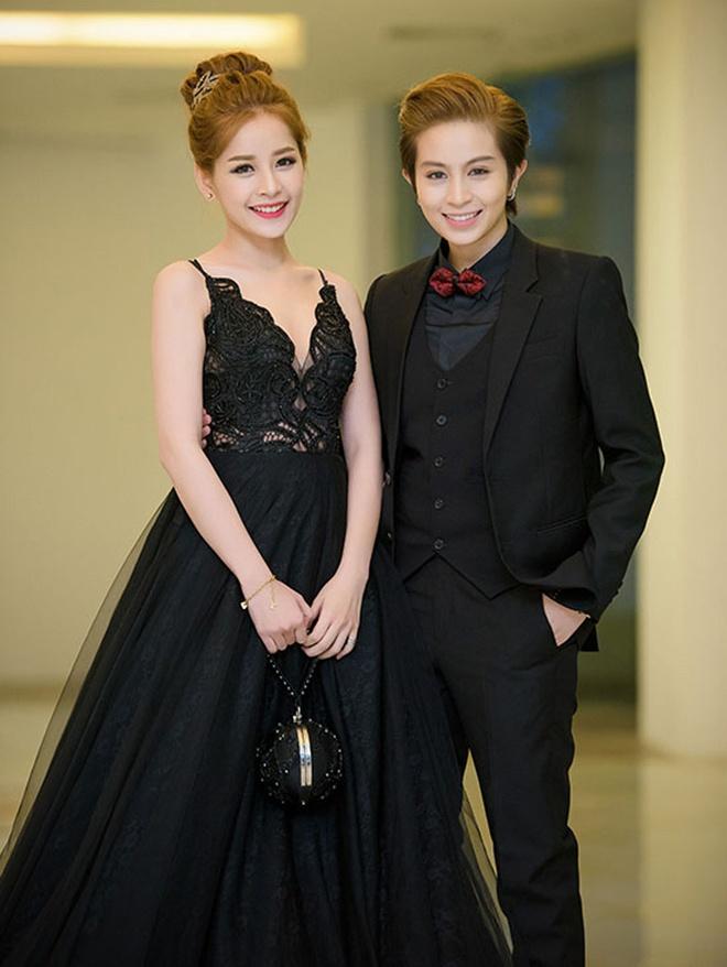 Gil Le - sao nu vuong tin hen ho Chi Pu, Hoang Thuy Linh hinh anh 12 fan_lat_mat_chi_pu_doi_xu_te_bac_voi_gil_le.jpg