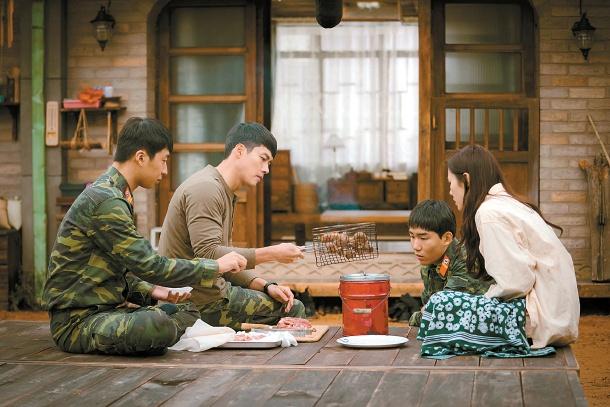 Tai sao moi tinh Han Quoc - Trieu Tien khien ca chau A chu y? hinh anh 2