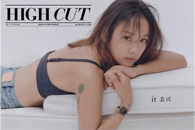 'Nu hoang goi cam' Lee Hyori tre trung tuoi 41 hinh anh 6