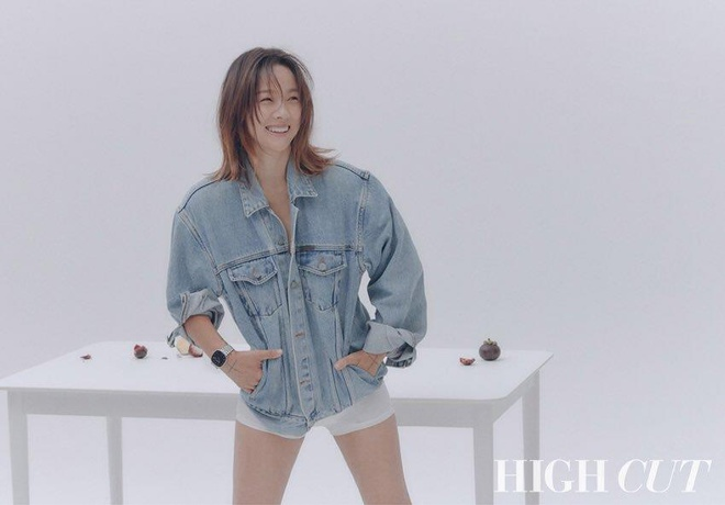 'Nu hoang goi cam' Lee Hyori tre trung tuoi 41 hinh anh 9
