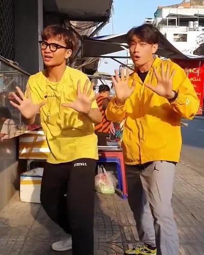 'Ghen Co Vy' va vu dieu rua tay cua Quang Dang gay sot hinh anh 2