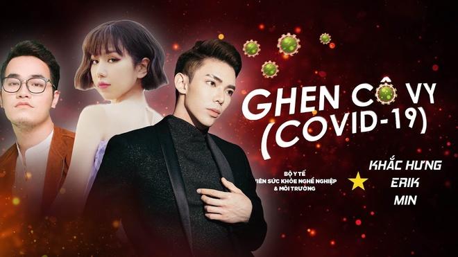 'Ghen Co Vy' va vu dieu rua tay cua Quang Dang gay sot hinh anh 1