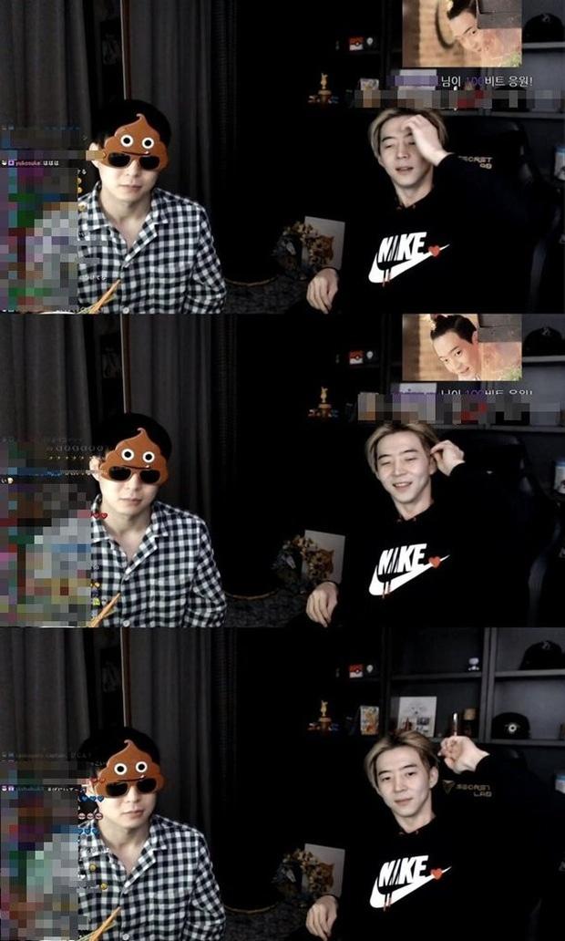 park yoo chun bi chi trich khi livestream anh 1