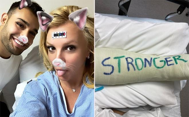 Britney Spears mac vay cu khi hen ho ban trai hinh anh 5