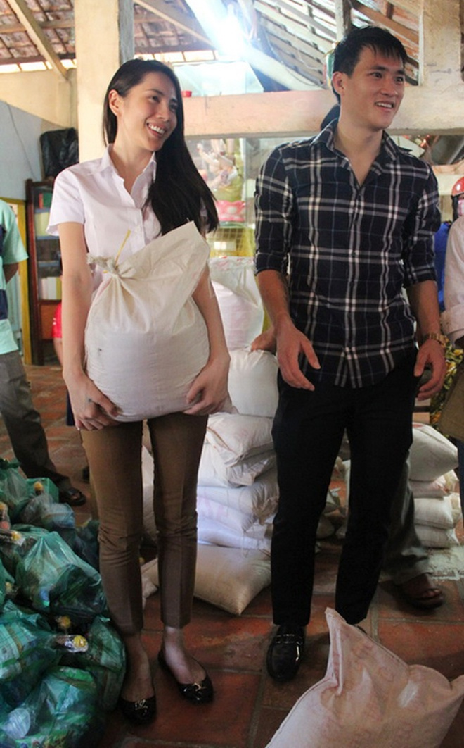 Nhung nghe si Viet cham chi lam tu thien hinh anh 14 thuy_tien_cong_vinh_giaoduc.net.vn_1.jpg