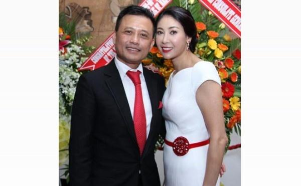 Chong hoa hau Ha Kieu Anh giau co nao? hinh anh