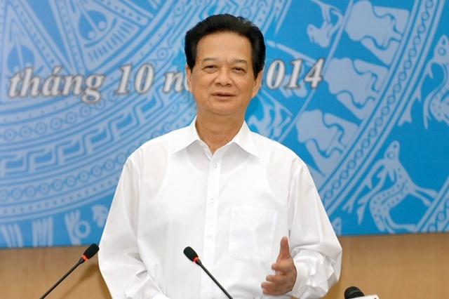 Thu tuong yeu cau EVN phai lam cu the, khong noi chung chung hinh anh 1