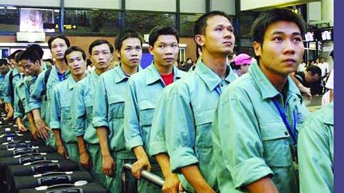 Lao dong Viet o nuoc ngoai: Lam, an, ngu va luot web hinh anh