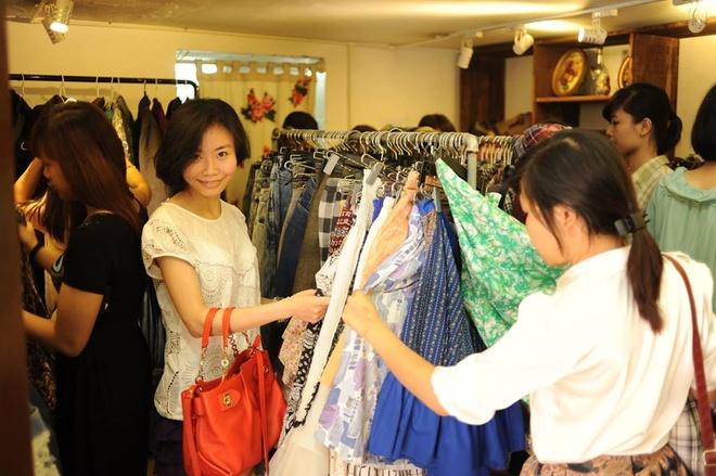 Nhung y tuong kinh doanh hay tu do cu hinh anh 1 Kinh doanh quần áo cũ cũng đem lại nguồn lợi nhuân không hề nhỏ.