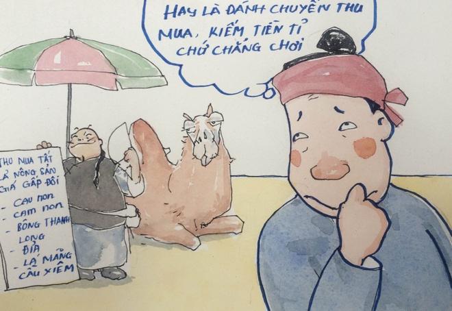 Manh khoe thuong lai Trung Quoc thu mua nong san Viet hinh anh 3