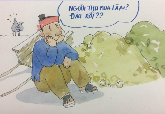 Manh khoe thuong lai Trung Quoc thu mua nong san Viet hinh anh 7