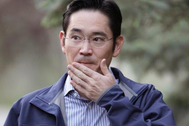 Chien luoc nguoi ke nhiem nha lanh dao Samsung Lee Kun Hee hinh anh