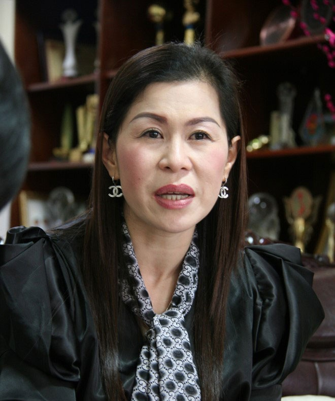Cuoc doi doanh nhan bac menh Ha Thuy Linh: Dam vi tra o long hinh anh 1