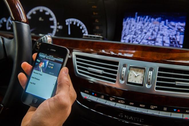 Grab, Uber dang lam roi loan xa hoi? hinh anh