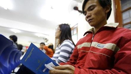 Nhap nhom dong BHXH theo cach tinh moi hinh anh 1 Dự kiến, từ năm 2016 người lao động sẽ phải đóng BHXH với số tiền gấp đôi hiện nay.