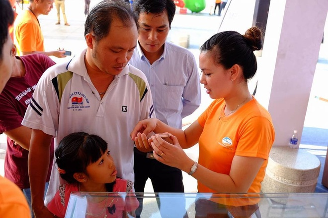 Nguoi dan Vung Tau duoc trai nghiem 4G mien phi trong 1 tuan hinh anh