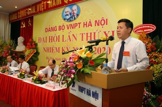 VNPT - VinaPhone co Tong giam doc moi hinh anh