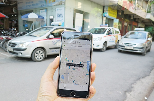 Uber qua 'ran' hay tai xe tham lam? hinh anh