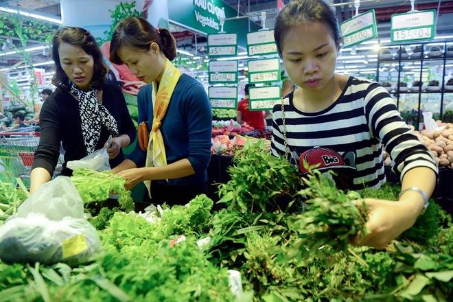 Tet Nguyen dan: Thit, rau xanh se khong tang gia hinh anh 1