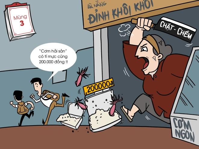 Hi hoa: 'Chat chem' bung no mot tuan sau Tet hinh anh 2