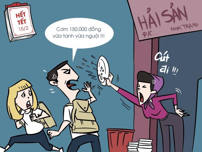 Hi hoa: 'Chat chem' bung no mot tuan sau Tet hinh anh 4