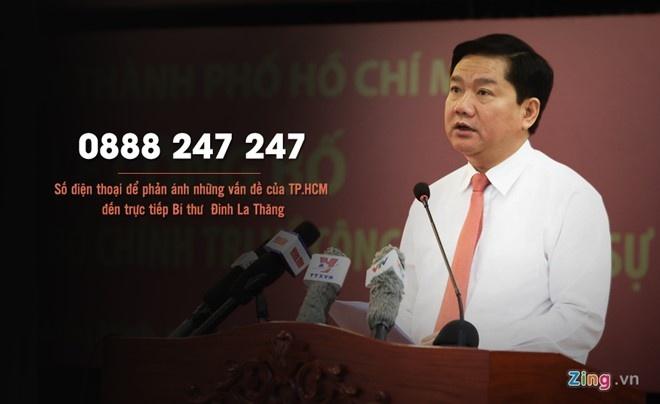 Hotline cua Bi thu Thang la so di dong dau tien dau 088 hinh anh 1
