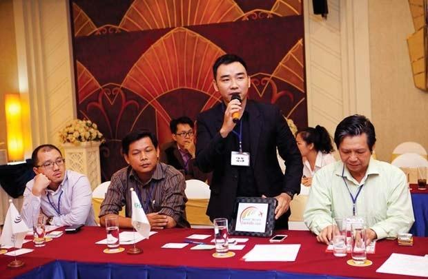 Lam giau tu san ve may bay gia re hinh anh 1 Võ Quang Hoàng, một chàng trai mới ngoài 20 tuổi.