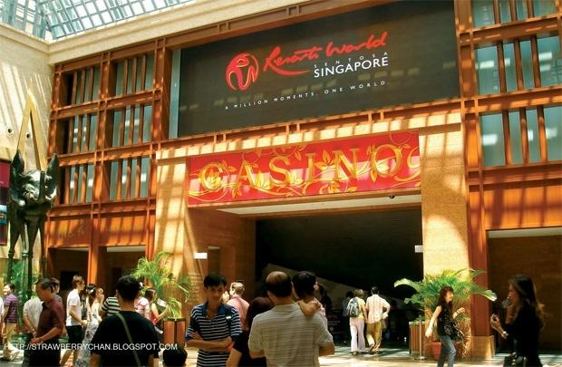 Singapore: Ganh no vi casino hinh anh 1 Sòng bài tại Singapore.