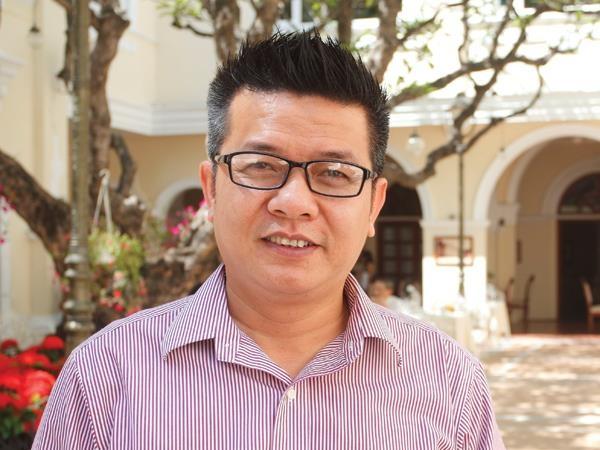 """Nguoi dua toi Viet vuot dai duong hinh anh 1 ông Nguyễn Leo Long, Giám đốc Công ty TNHH Sản xuất Thương mại Dịch vụ Xuất nhập khẩu LEO (Leo's) được giới sản xuất nông sản gán cho biệt danh là """"vua tỏi đen""""."""