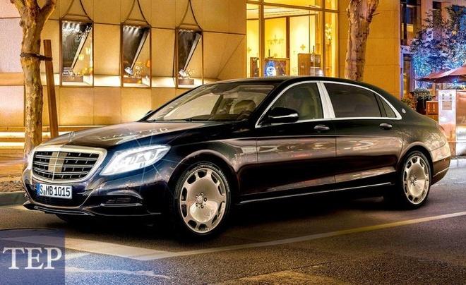 Nguoi Viet mua 10/50 chiec Mercedes-Maybach S600 toan cau hinh anh