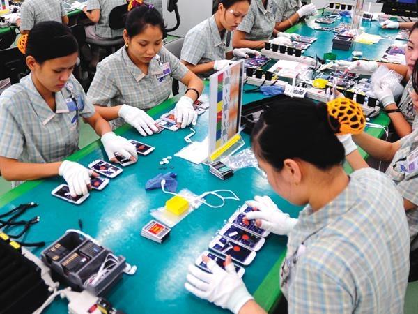 Samsung va 'cuoc choi moi' o Viet Nam hinh anh