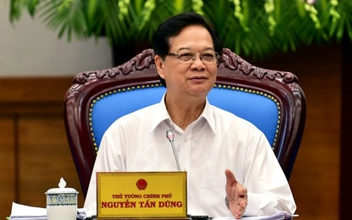 Thu tuong: 'Dieu hanh ty gia phai theo thi truong' hinh anh