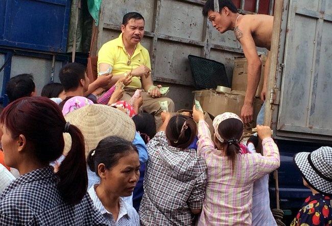 Thanh mai Trung Quoc mua 8.000 ban 200.000 dong/kg hinh anh 1