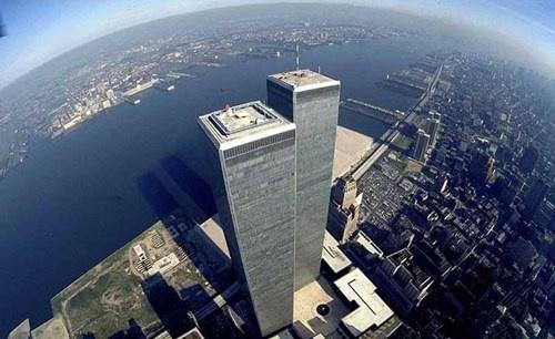 World Trade Center trước khi xảy ra sự kiện 11/9.
