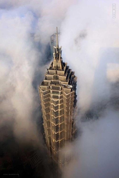Sky City được kỳ vọng là toà nhà cao nhất thế giới.