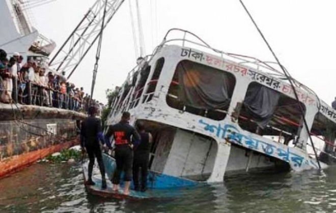 Pha cho 60-70 hanh khach lat up o Bangladesh hinh anh