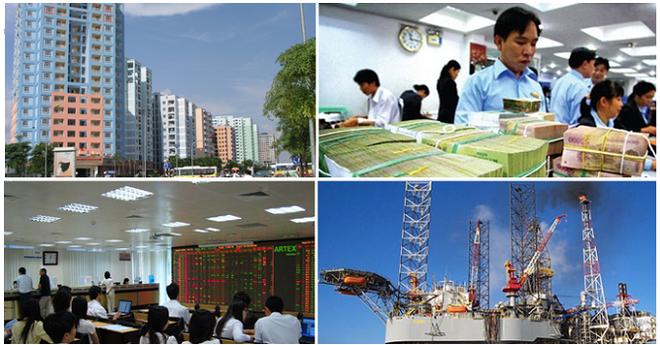 Co phieu nganh nao se 'len ngoi' nua cuoi nam 2015? hinh anh 1 Cổ phiếu bất động sản, ngân hàng, chứng khoán và dầu khí sẽ là tâm điểm đầu tư cuối năm 2015?