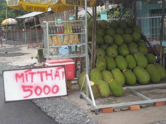 Mit Thai day vuon, gia rot the tham hinh anh 3